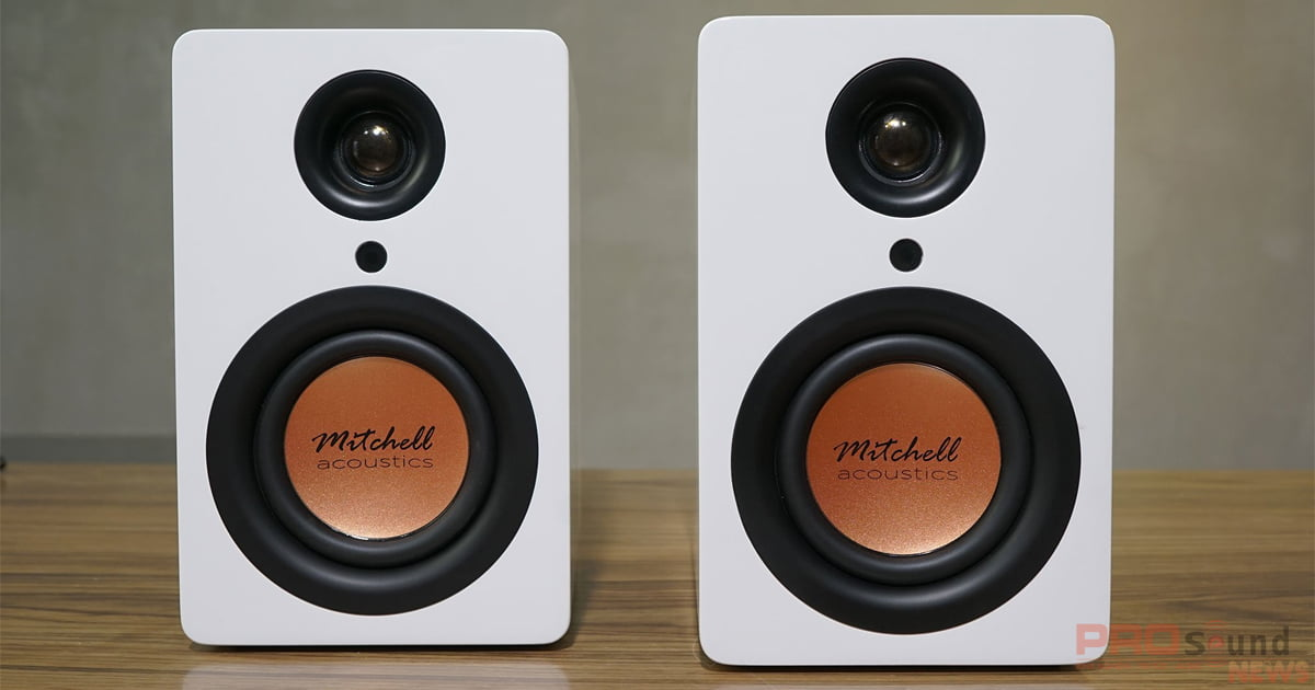 Loa true-wireless Mitchell Acoustics uStream One